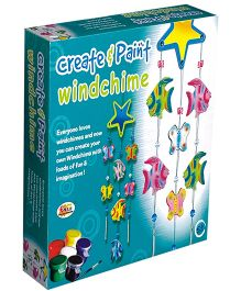 Ekta - Create & Paint Windchime Game