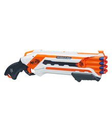 Nerf 2 x 4 N Strike Elite Rough Cut Blaster - Orange