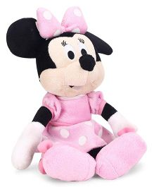 Starwalk Minnie Mouse Plush Soft Toy Pink - 23 cm