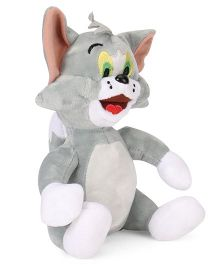 Warner Brother Tom Soft Toy Grey - Height 20 cm