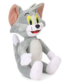 Warner Brother Tom Soft Toy Grey - Height 30 cm
