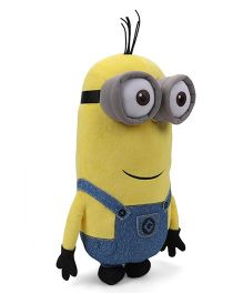 Minions Bob Kevin Toy Yellow Blue - Height 30 cm