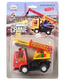 Centy Pullback Toy Crane (Color May Vary)