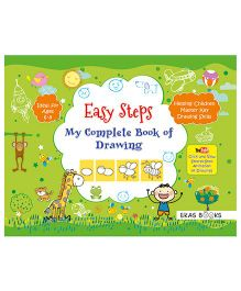 Easy Steps Complete Book Of Drawing - English