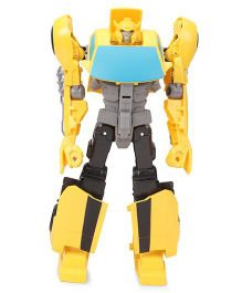Transformers Generations Bumblebee Figure 6 Steps Changer- Yellow