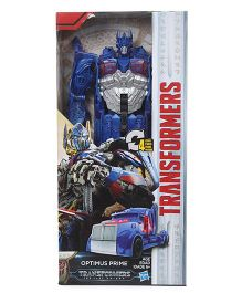 Transformers The Last Knight Optimus Prime Figure Blue - 26 cm