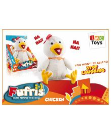 IMC Toys Funny Friends Chicken Toy - White