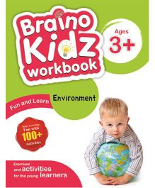 Braino Kidz Workbook Environment - English