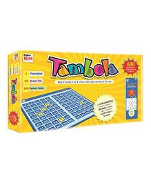Braino Kids Tambola Game - Yellow
