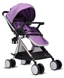 R for Rabbit Giggle Wiggle The Feather Light Stroller - Purple