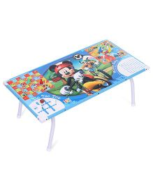 Disney Micky Mouse Multipurpose Table (Color & Print May Vary)