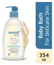 Aveeno Baby Daily Moisturising Bath - 354 ml