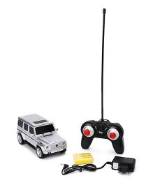 TurboS Remote Control Mercedes Benz G55 Car - White