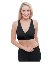952736cdd2987 Medela Maternity And Nursing Sleep Bra - Black