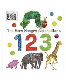 The Very Hungry Caterpillar's 123 Number Book - English