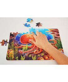 Smartivity Edge Deep Sea Wonders Jigsaw Puzzle - Pack Of 2