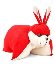 IR Folding Pillow Bunny (Color May Vary)
