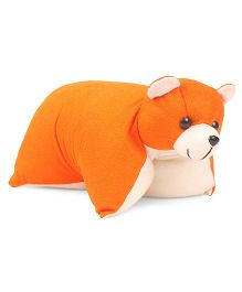 IR Folding Pillow Teddy - Orange
