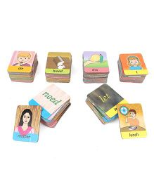 Awals Sentence Maker Learning Cards - 90 Pieces