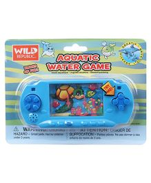 Wild Republic Blister Water Game - Blue