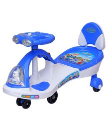 DEhomekart Concept Twister Magic Car - Blue