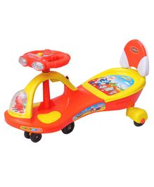 Ehomekart Concept Twister Magic Car - Red