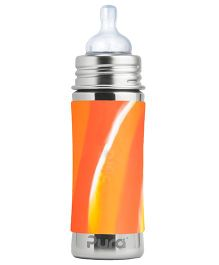 Pura Kiki Infant Bottle Orange - 325 ml
