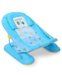 Mee Mee Anti Skid Spacious Baby Bather - Blue