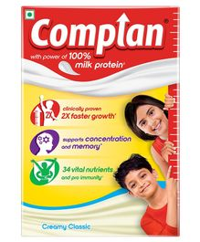 Complan Creamy Classic Refill Pack - 500 gm