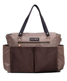 Bohomia Classics Diaper Bag - Beige Brown
