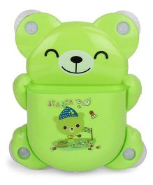 Baby Tooth Brush Stand - Green