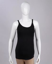 Medela Sleeveless Maternity Nursing Tank Top - Black