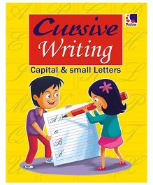 Cursive Writing Small & Capital Letters - English