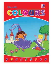 Play With Colours Red - English