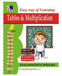 Easy Way Of Learning Tables & Multiplications - English