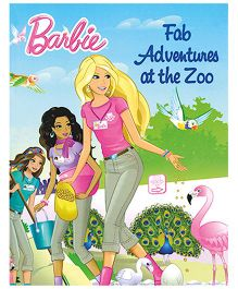 Barbie Fab Adventures At The Zoo - English