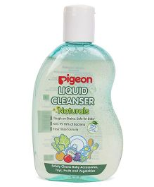 Pigeon Liquid Cleanser Naturals - 200 ml