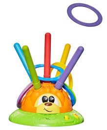 Chicco Mister Ring Toss Set - Multi Color