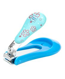Mee Mee Gentle Protective Nail Clipper MM-3830B - Blue