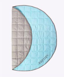 Masilo-Linen For Littles Indoor & Outdoor Play Mat - Sky Blue