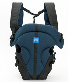 Mee Mee Lightweight Breathable Baby Carrier Navy Blue