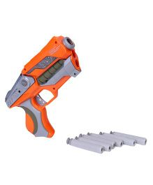 Bang Heron Toy Gun - Orange Grey