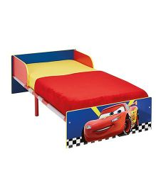 Disney Cars Toddler Bed - Blue & Red