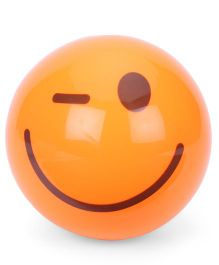 Karma Scented Ball Smiley Face - Orange