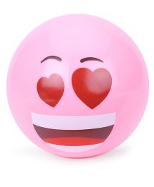 Karma Scented Ball Smiley Face - Light Pink