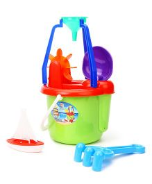 Ratnas Sun & Sand Beach Set 9 Pieces (Color May Vary)