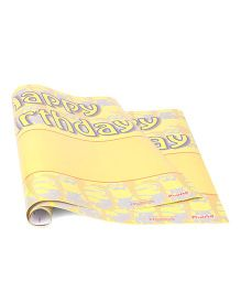 Minions Birthday Poster Pack Of 2 - Yellow