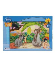 Frank - Puzzle The Jungle Book