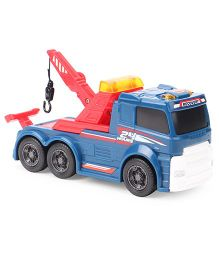 Dickie Tow Truck - Blue & Red