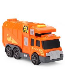Dickie Freewheel City Cleaner Vehicle - Orange